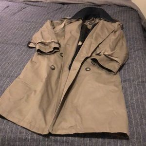 Polo Ralph Lauren Tan Trench Coat